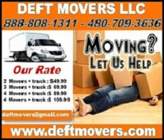 CUSTOMERS TRUSTED *MOVING* SERVICES WITH AFFORDABLE PRICES~MOVE/MOVERS (7/24 hours service)