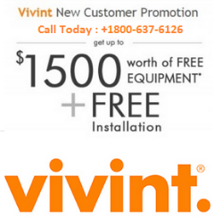 TOP OFFERS BY VIVINT HOME SECURITY 1800-637-6126