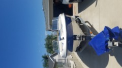 2006 BAYLINER BR 205 WITH TRAILER