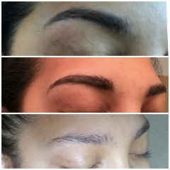 Blissful Brows Today!