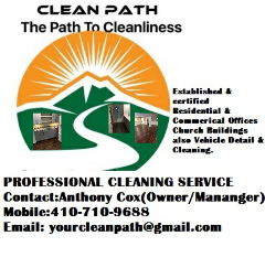 Clean Path Cleaning Service