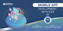 Custom App Development Services - ISO Certified Firm