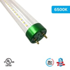 Hybrid (Works With & Without Ballast) T8 4ft LED Tube Glass 18W 2400 L