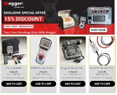 Analog Megger Insulation Tester | Digital Megger Insulation Tester