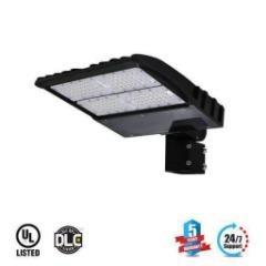 Buy LED Pole Light 150 Watt 5700K Black AM