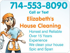 Huntington Beach affordable House Cleaning