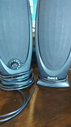 """DELL"" MINI COMPUTER SPEAKERS"