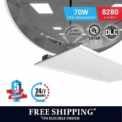Sale On Wide Range Of Brightest Led Panels- Power Saver