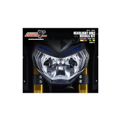 MT-09 Headlight Sticker set (11)