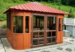 Glass Gazebo Kits