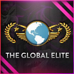 Become a Global Rank Holder in CSGO