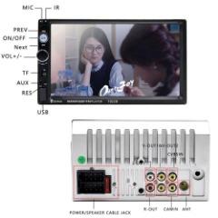 Car Radio HD Touch Screen Player MP5