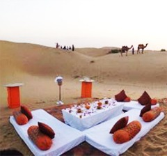 Jaisalmer Camps - Luxury | Jaisalmer | Tents | Desert Safari Camp