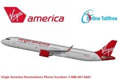 Virgin America Reservations Phone Number