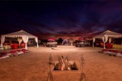 Desert Tents in Jaislamer : Deluxe Tents Jaisalmer : Swiss Tent Jaisalmer : Desert Safari Jaislmer