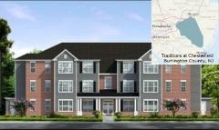 The Sanford Floor Plan For Sale in Burlington NJ