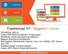 Website Programmer - WEBSITE Design And DEVELOPMENT