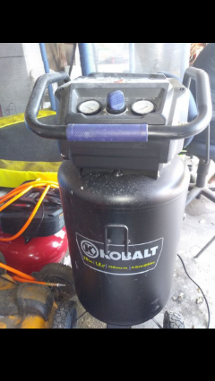 20 gallon vertical air compressor