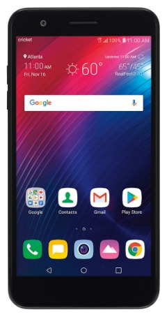 BRAND NEW LG HARMONY 2 @CRICKET WIRELESS SOUTHFIELD