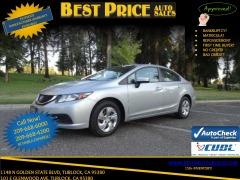 2014 Honda Civic LX Turlock