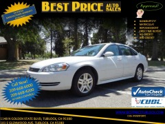 2014 Chevrolet Impala Limited LT Turlock