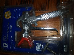 GRACO FTX AIRLESS SPRAY GUN