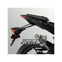 2X colors MT-07 Under seat fairing sticker (43)
