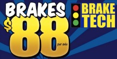 BRAKE TECH - Brakes $88