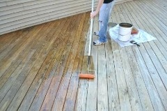 WOOD DECK, FENCE AND PATIO FURNITURE REPAIR, SAND AND STAIN SERVICE