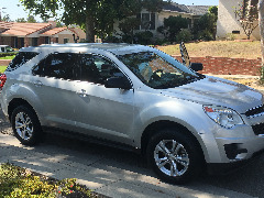 2013 Chevy Equinox in great condition