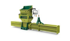 GREENMAX Polystyrene Compactor Improves The Recycling Rate Of Polystyrene Waste