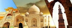 Golden Triangle Tour Packages from Delhi