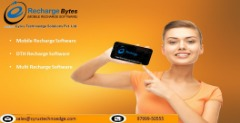 Get client-oriented Mobile Recharge Software at Nominal Price!