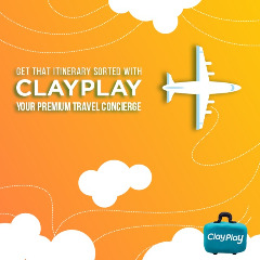 Clay Play – Online Travel Concierge Services