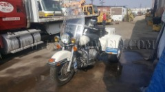 2000 HARLEY-DAVIDSON FLHP TRIKE BIKE ROAD KING EX-POLICE LOW MILES