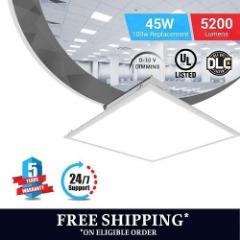 LED Panel 2x2 New Slim & Sleek Design - UL DLC Approved