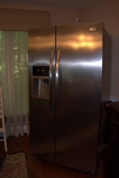 Frigidaire Gallery - FGHC2331PF  Refrigerator - Used - Covered under Extended Warranty