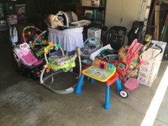 Everything Must Go Yard Sale - Saturday, August 25, 2018