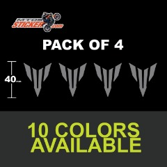 40mm MT design pack 4X Yamaha MT09 mt (73)