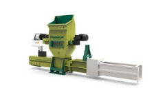 GREENMAX Polystyrene Compactor Helps Turn Waste Into Valuable Stuff