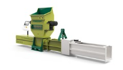 GREENMAX Polystyrene Compactor Helps Increasing Recycling Rate