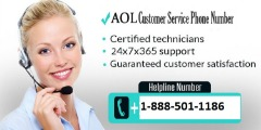 AOL Customer Helpline Support  1-888-501-1186