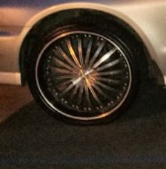 20 inch Rims w/ Tires and spacers $500 Set of 4