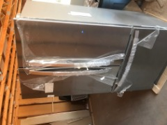 Whirlpool Stainless Steele Refrigerator Brand New