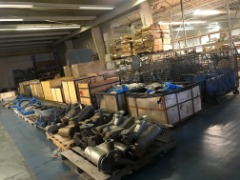 Butterfly Valves, Duplex Strainers for Sale