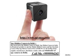 Spy Hidden Camera Shop in Delhi
