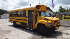 2008 Chevrolet Trans Tech GAS Bus with A/C
