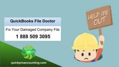 QuickBooks File Doctor- Resolve Error 6130
