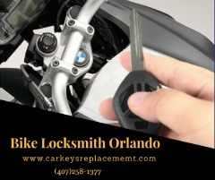 Motorcycle Key Replacement Orlando | Bike Locksmith Orlando