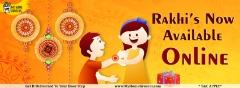 Buy Rakhis Online Allen,Texas - MyHomeGrocers